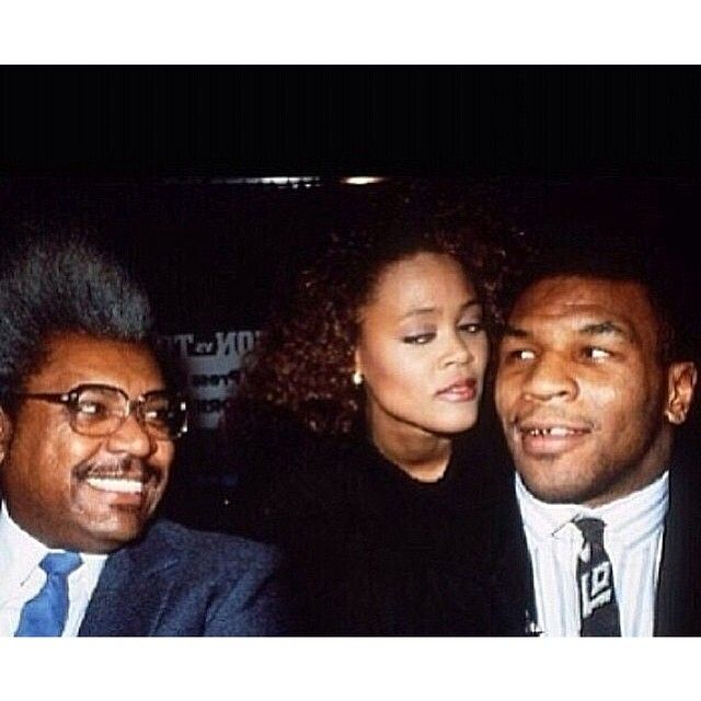 Don King, Robin Givens and Mike Tyson: They were both robbing him blind