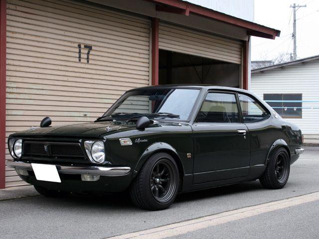 トヨタ・スプリンタートレノ TE27