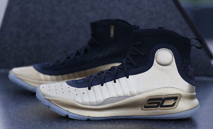 "http://SneakersCartel.com Steph Curry Debuts UA Curry 4 ""Parade"" at The Warriors Championship Parade #sneakers #shoes #kicks #jordan #lebron #nba #nike #adidas #reebok #airjordan #sneakerhead #fashion #sneakerscartel"