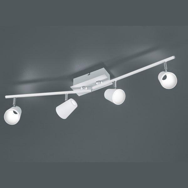 4x4 Watt LED Spot Balken Decken Strahler Licht Schiene