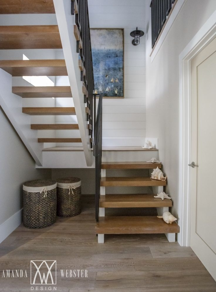 Best 20 open staircase ideas on pinterest for Open staircase designs