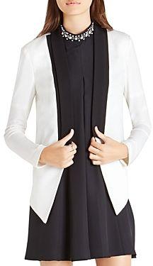 Bcbgeneration BCBGeneration Tuxedo Color-Blocked Jacket