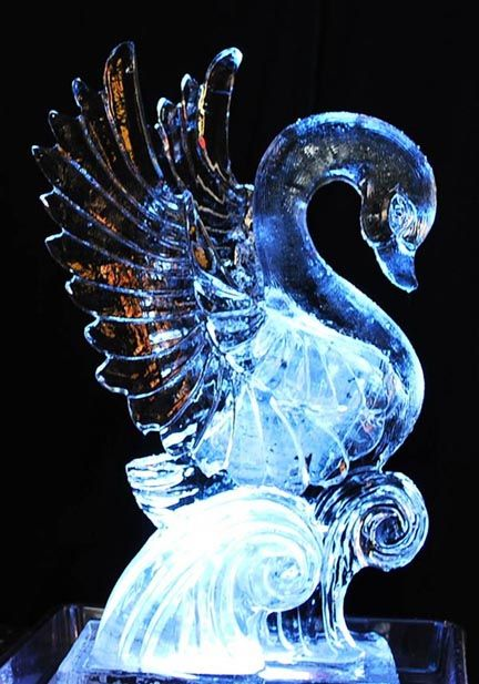15 Of The Most Astounding Ice Sculptures