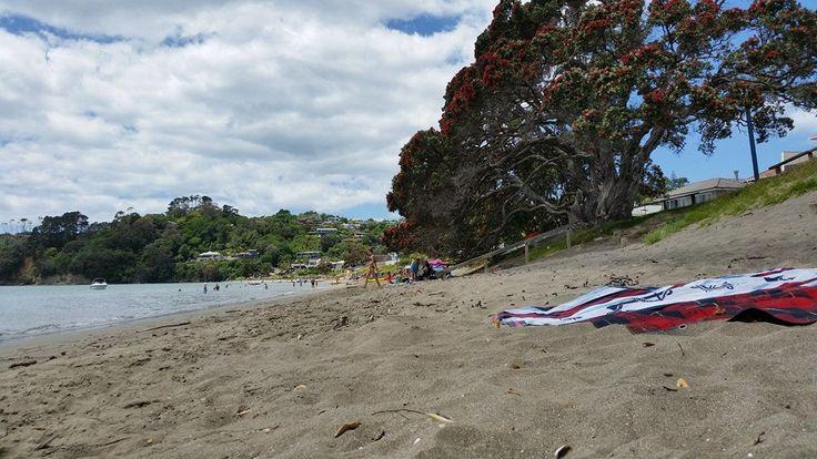 Busy Tindalls Beach