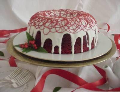 Pretty red velvet cake: Pound Cakes, Bundt Cakes, Christmas Cakes, Southern Food, Cakes Recipes, Red Velvet Cupcakes, Southern Recipes, Velvet Pound, Red Velvet Cakes