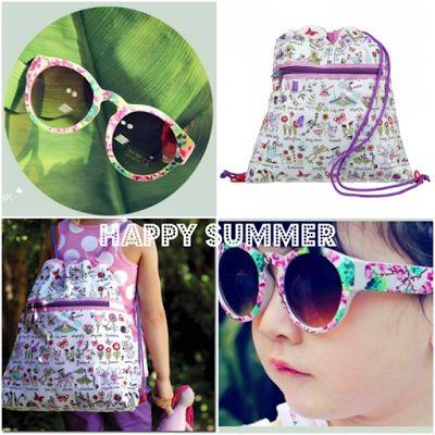 Babies got style: Για να έχει το κοριτσάκι σου στυλ στην παραλία [Καλοκαιρινός Διαγωνισμός]