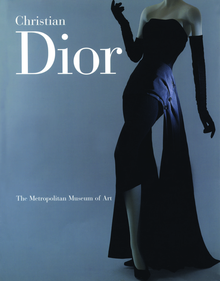 """Martin, Richard, and Harold Koda (1996). Christian Dior 