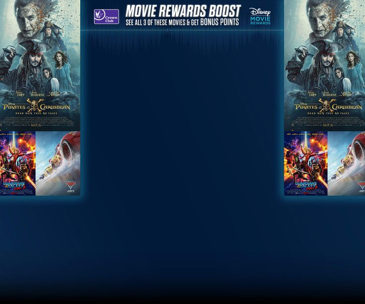 Disney Movie Rewards Boost - Watch these three movies and get extra credits, points, and free popcorn