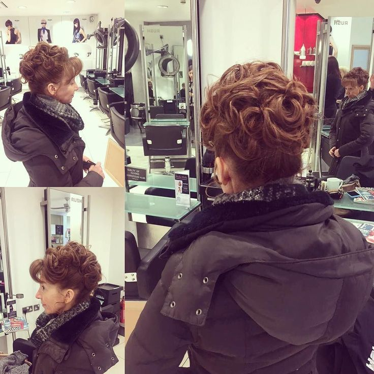 We were honoured to meet the beautiful @bonnie_langford at Rush Chiswick today  Have a lovely times at the NTA's tonight Hair by Silja  #rush #rushhair #rushchiswick #rushforlife #chiswick #hair #hairstyles #stylist #hairstyle #updo #eastenders #actress #famous #NTAS #awards