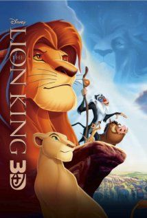 The Lion King (1994) - Tricked into thinking he killed his father, a guilt ridden lion cub flees into exile and abandons his identity as the future King.  Directors: Roger Allers, Rob Minkoff Writers: Irene Mecchi (screenplay), Jonathan Roberts (screenplay), Stars: Matthew Broderick, Jeremy Irons, James Earl Jones
