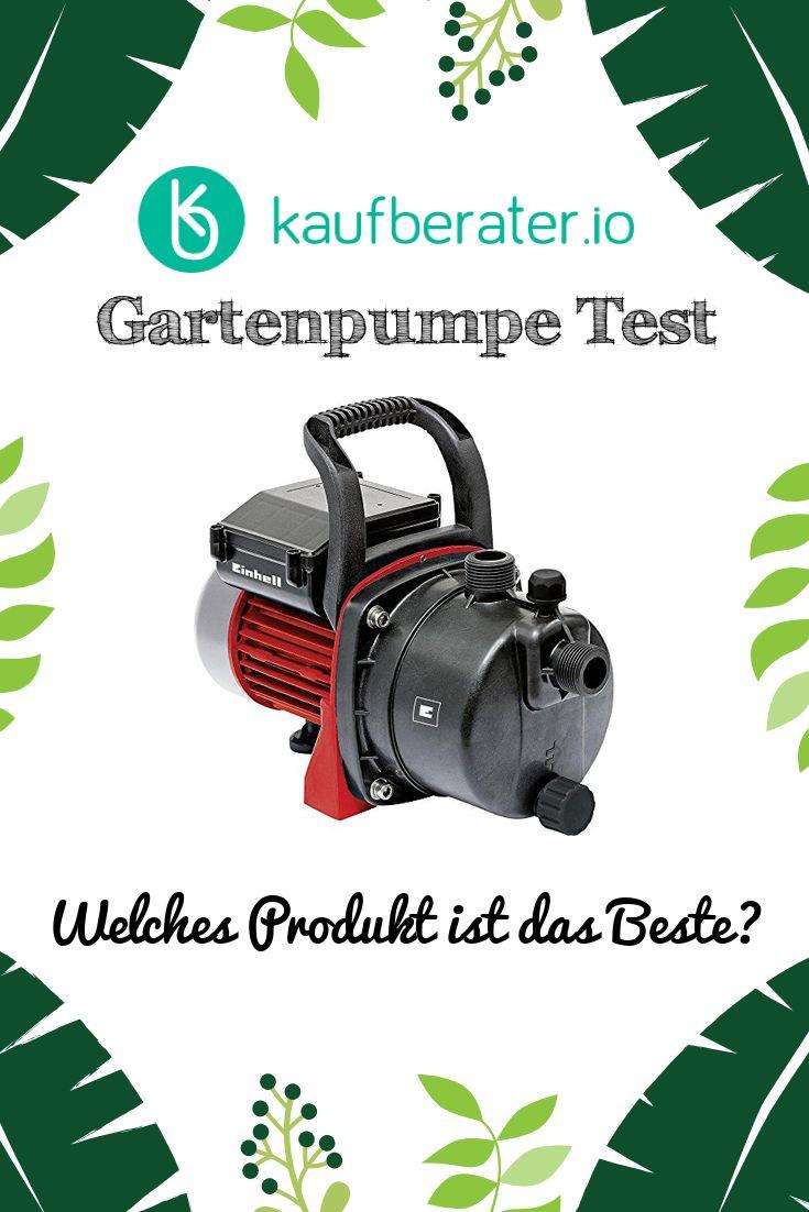 Gartenpumpe: Wir haben die besten Produkte getestet – Kaufberater