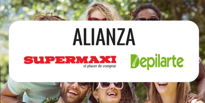 Alianza SuperMaxi - Depilarte