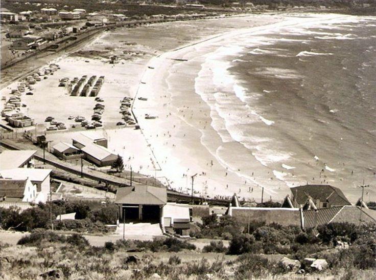 Fish Hoek Beach 1960