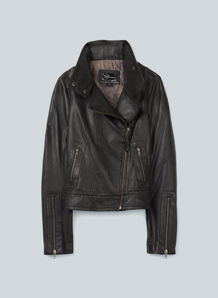 Mackage Kenya Jacket—the ultimate in cool.