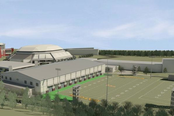 Univeristy of Florida Indoor Practice Facility