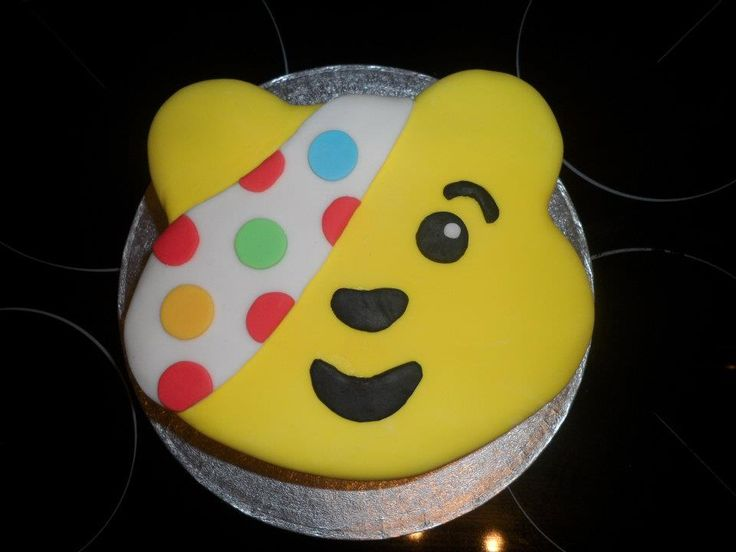 Pudsey Cakes Recipes