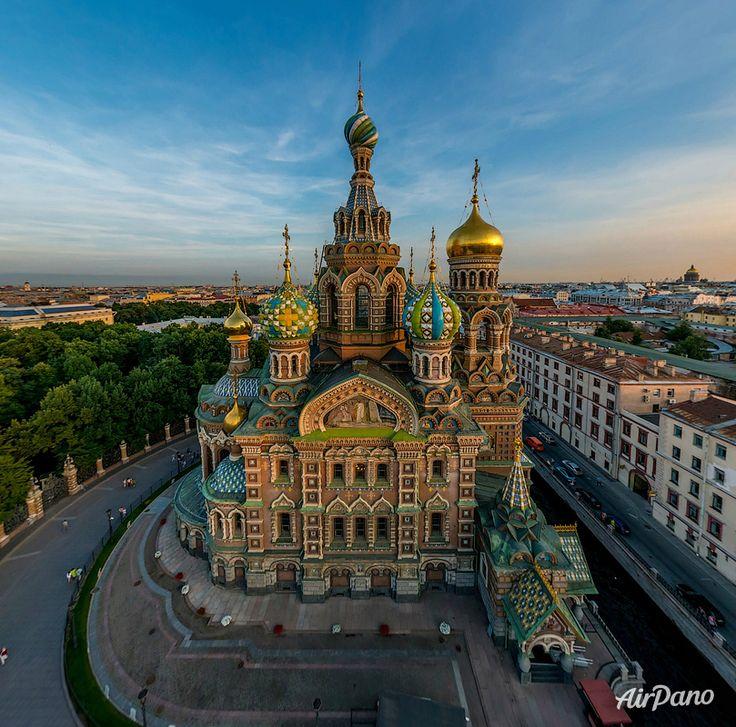Biserica Mântuitorului Însângerat. Saint Petersburg, Rusia. Ortodoxia