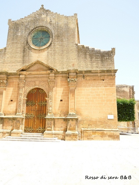 La Chiesa Madre - Mother Church Sea sun holiday trip travel summer Italy Sicily Bed & Breakfast Accomodation Castelvetrano