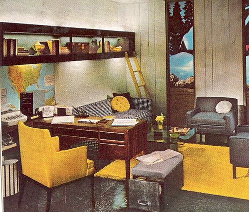 find this pin and more on 70s design home office 2 - 70s Home Design