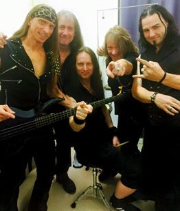 from www.gammaray.org   Gamma Ray adds Frank Beck as new singer.