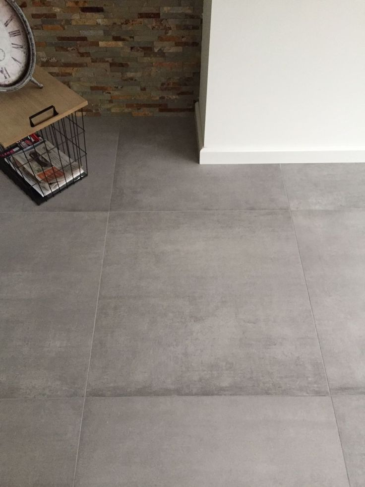 betonlook tegels 80x80 voor keuken