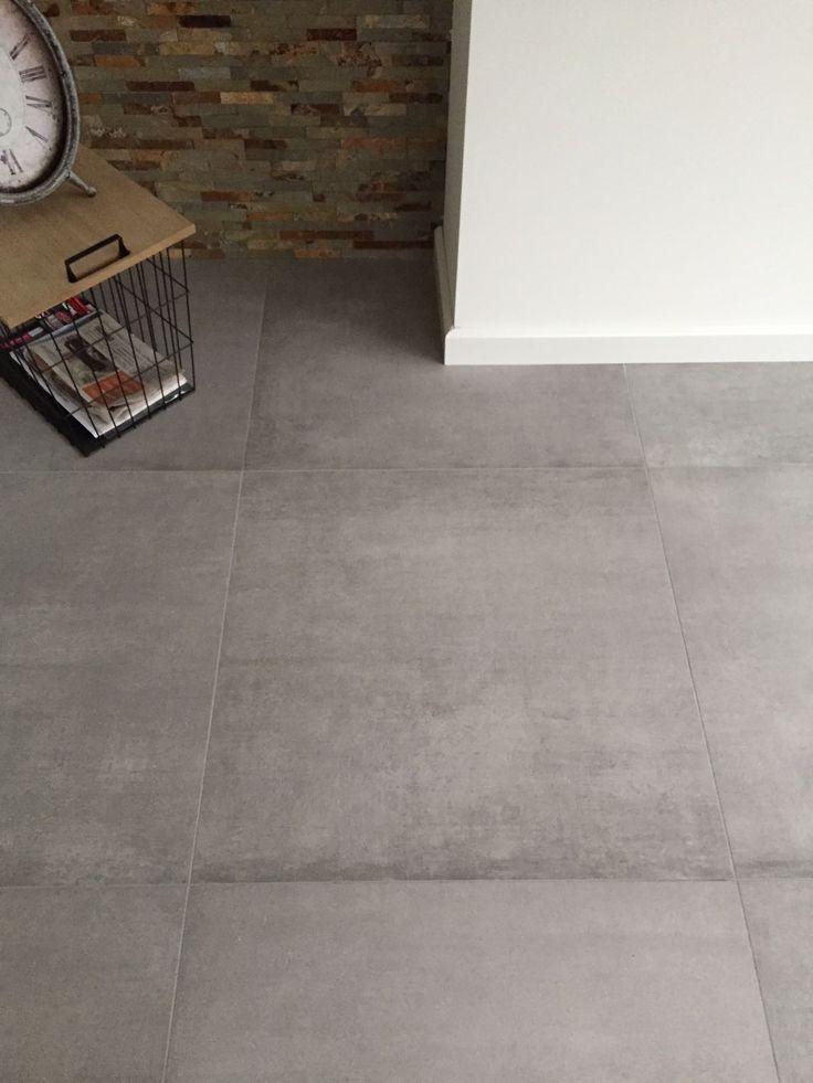 95 best images about betonlook tegels on pinterest for Carrelage kronos