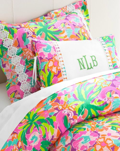 luckydayblog new lilly bedding home pinterest bedding