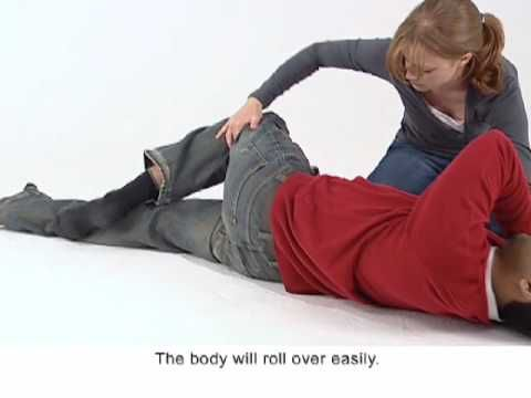 Red Cross- Learn how to put someone in the recovery position
