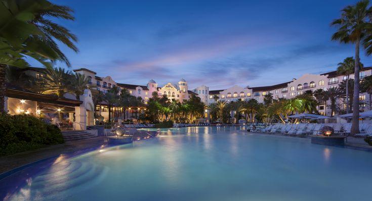 Hard Rock Hotel Orlando pool, great family spot! #hrhotel #orlando