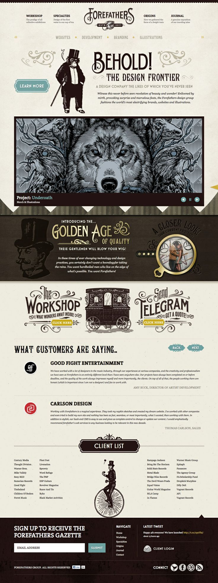 Inspiration   Five Star Branding Agency   Fivestar Design and Website Branding
