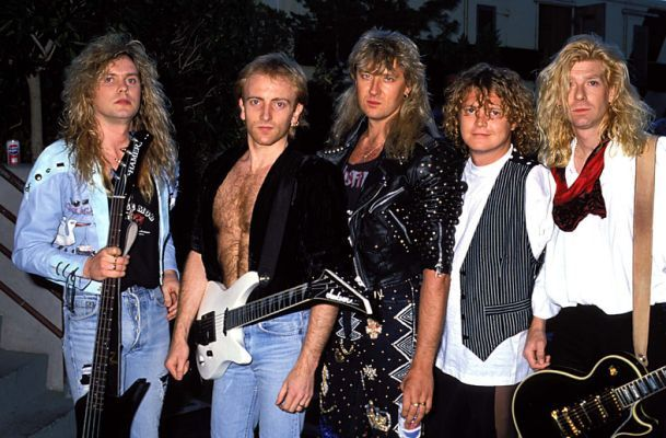 Def Leppard, 1989 | Attention