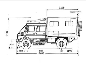 35 best Unimog 404 Camper images on Pinterest  Campers Mercedes