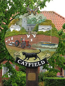 Catfield: near Stalham. | Wikipedia