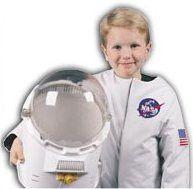 Child Astronaut Halloween Costume - Extra Small