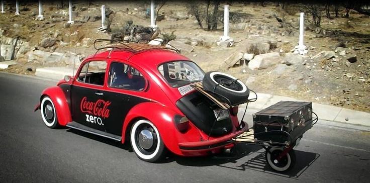 coca cola zero vw beetle slug bug pinterest vw k fer k fer und zero. Black Bedroom Furniture Sets. Home Design Ideas