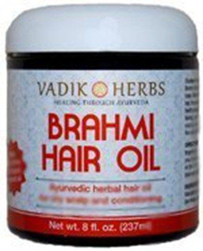 Brahmi Oil - Ayurvedic Hair Growth Massage Oil   hairlosscureguide.com