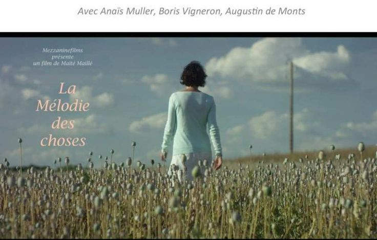 J'ai eu la chance de lire le scénario de Maité Maillé il y a quelques temps et le plaisir, quelques mois plus tard de voir son scénario mis en lumière, sonorisé (bande sonore signée Joe Dahan), formidablement incarné. C'est aérien, triste, fanstasque,...