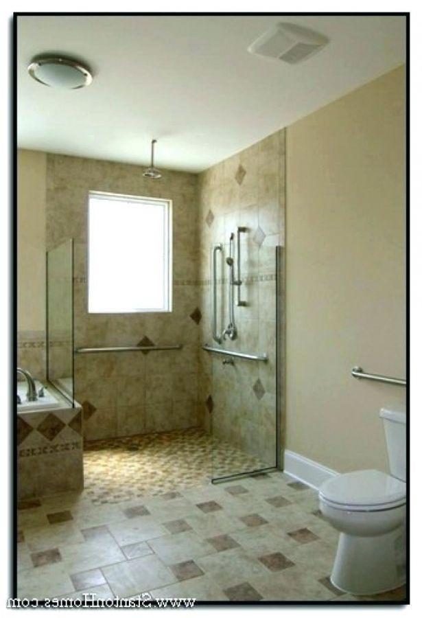 Handicap Bathroom Ideas Wheelchair Accessible Bathroom Design With