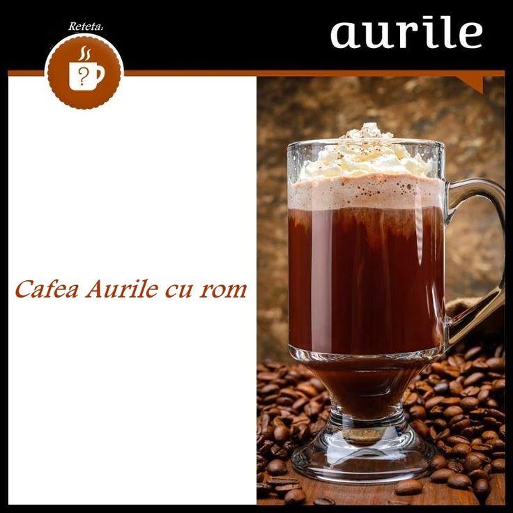 Afacerea FM Group: Cafea Aurile cu rom