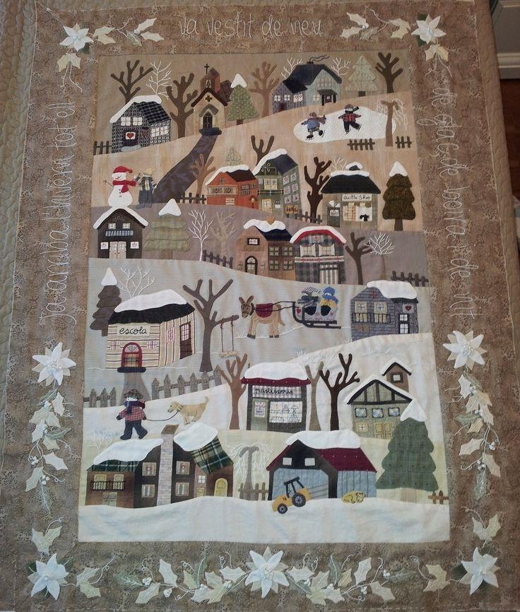 Las 25 mejores ideas sobre edredones japoneses en - Casas de patchwork ...
