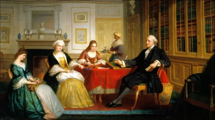 Джордж Вашингтон - Первый президент США. Историк Наталия Ивановна Басовс...