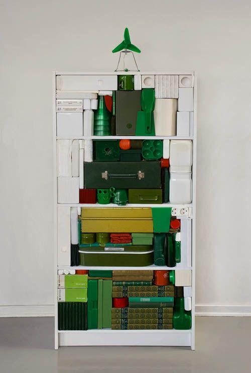 Fun Bookshelf Tree