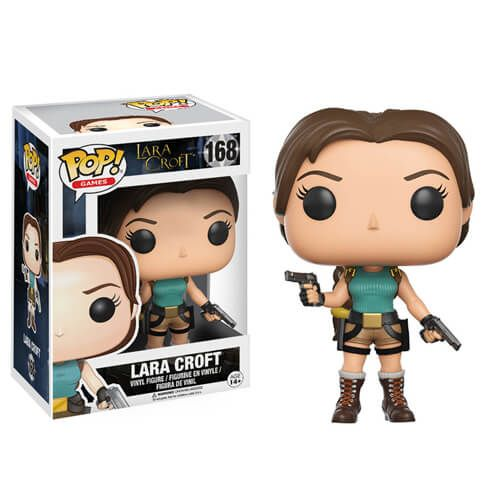 Buy Tomb Raider Lara Croft Pop! Vinyl Figure from Pop In A Box UK, the home of Funko Pop Vinyl subscriptions and more. Free delivery available!