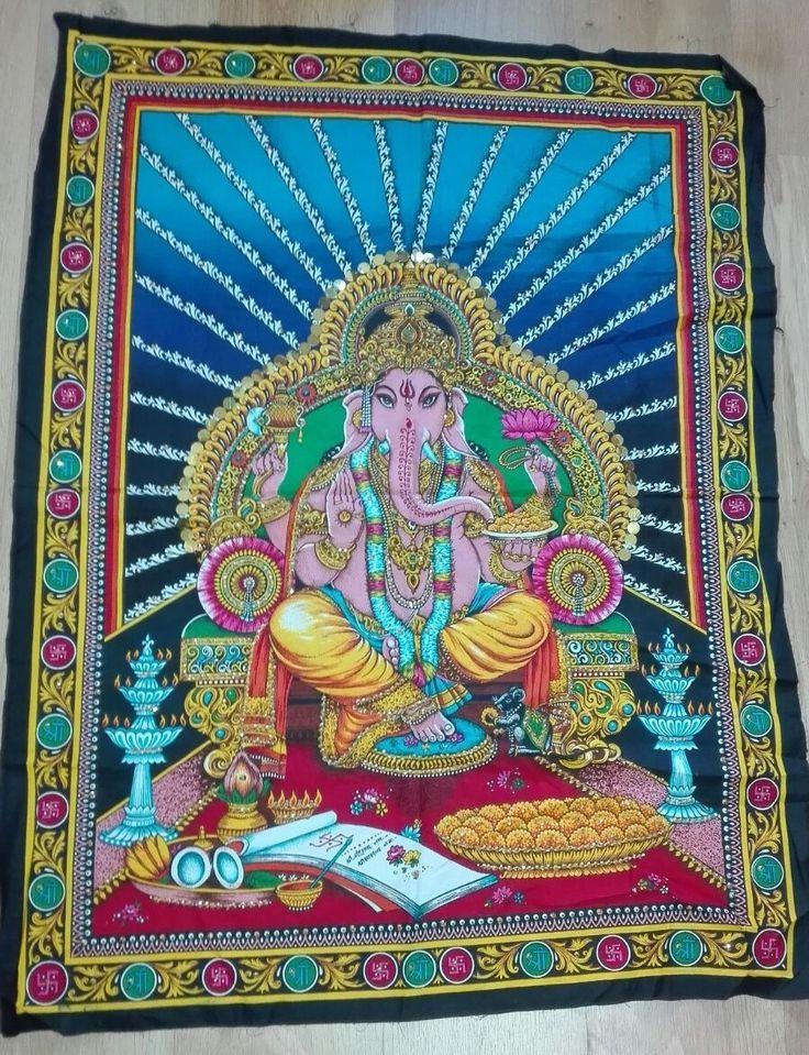 ¿Conoces el cuento de dios Ganesh. el favorito en la religión Hindú? Un vídeo simpático para tod@s vosotros