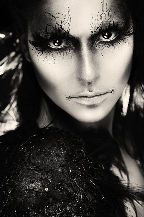 Tatiana Zolotashko Makeup Artist | Beautiful Work. Artistic Makeup.