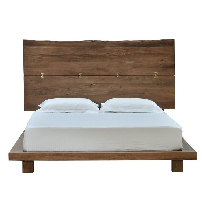 Sandiford Queen Platform Bed Di 2020