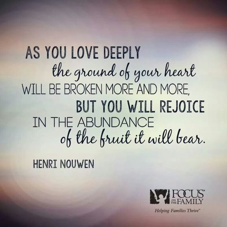Henri Nouwen - so true of 2013-2014