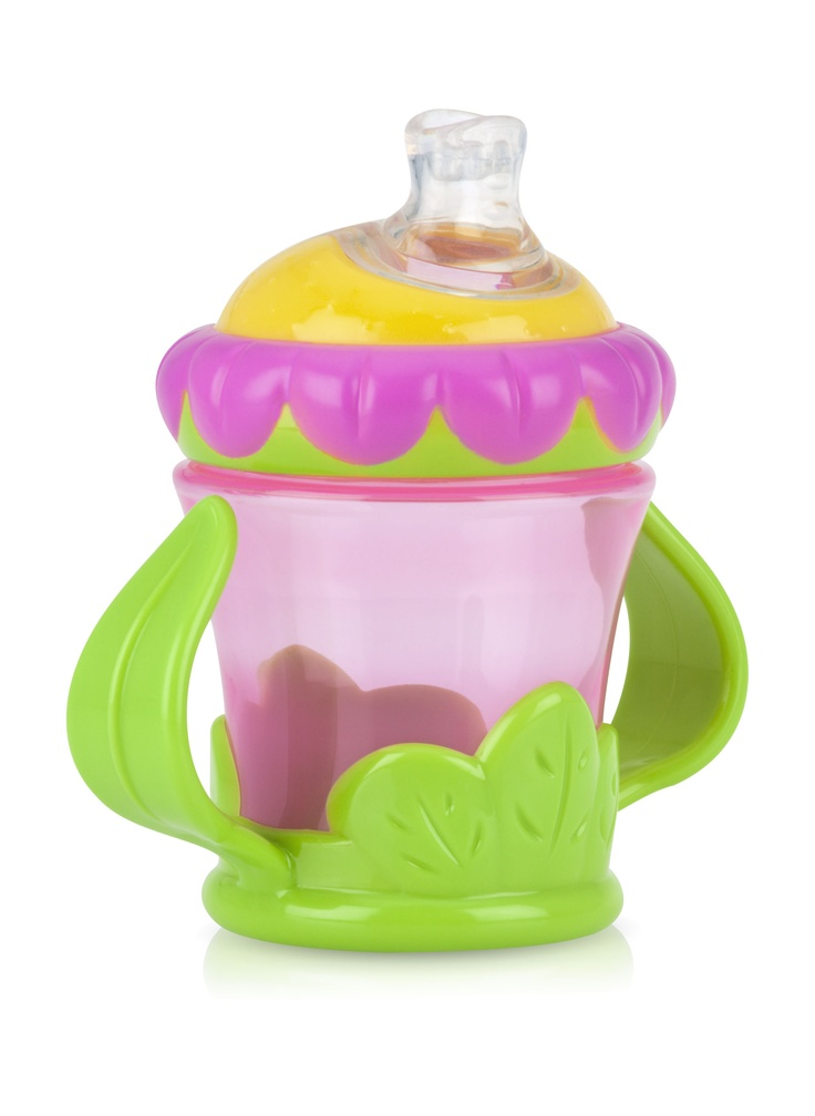 Nuby Flower Girl No Spill Cup