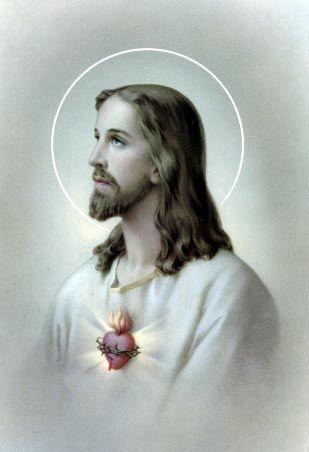 corazon de jesus solo - Buscar con Google