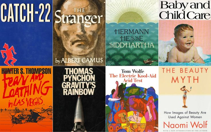 Harper Lee, Joseph Heller, JD Salinger and Thomas Pynchon are among the authors chosen by our critics for the 50 best cult books